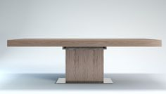 Broadway Extendable Dining Table | Zuri Furniture #ZuriFurniture