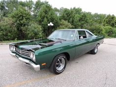 For Sale: 1969 Plymouth Road Runner in Greene, Iowa Plymouth Muscle Cars, Dodge Muscle Cars, American Dream Cars, American Muscle Cars, 1970 Plymouth Gtx, Plymouth Road Runner, 72 Chevy Truck, Us Cars, Mopar