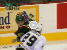Free Video - Todd Fedoruk vs Derek Boogaard Oct 27, 2006