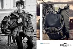 Coach Fall/Winter 2015 Campaign by Steven Meisel