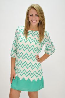 this is cute, but is anyone else getting tired of chevron???