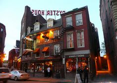 Union Oyster House in Boston, Massachusetts is both the oldest continuously operated restaurant and the oldest continuously operated oyster bar in the United States. The establishment has hosted numerous famous patrons and is a monument to the importance of oysters in American culture during the 19th century.