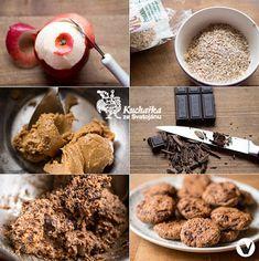 Kuchařka ze Svatojánu: SUŠENKY Z ARAŠÍDOVÉHO MÁSLA Cereal, Cooking, Breakfast, Recipes, Food, Diet, Biscuits, Kitchen, Morning Coffee