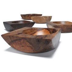 Wood Bowl 1 by Skram