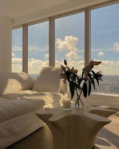 Interior Exterior, Home Interior, Exterior Design, Interior Decorating, Sala Grande, Aesthetic Bedroom, Aesthetic Design, Room Goals, Dream Apartment