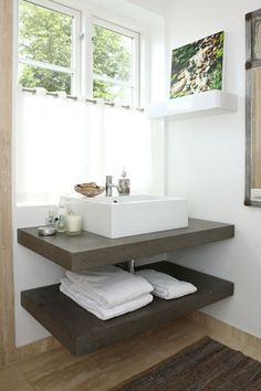 25 Badeværelser - 17. Naturen ind i badeværelset