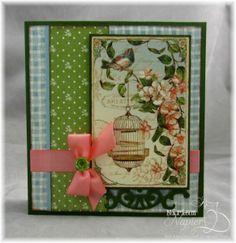 Secret Garden Class Card 4