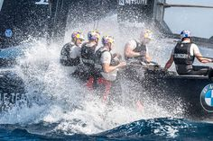 Open Sail Day -1 of Louis Vuitton America's Cup World Series Toulon