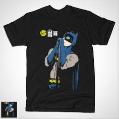 DIVISION COMICS T-Shirt - Batman T-Shirt is $14 today at TeePublic!