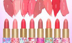 SWATCH IT! TARTE AMAZONIAN BUTTER LIPSTICKS on #TheBeautyBoard #Sephora #lips