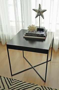 IKEA Lack table may seem a simple and boring furniture piece but if you hack it, you may get an amazing piece! We've already shared some IKEA Lack table . Lack Table Hack, Ikea Lack Hack, Ikea Lack Side Table, Ikea Table, Ikea Hacks, Ikea Furniture, Home Decor Furniture, Cheap Home Decor, Wood