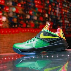 """KD 4 Weatherman"" Chaussures"