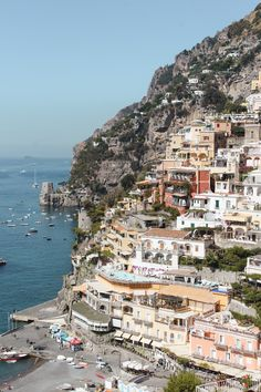 The Ultimate Travel Guide to Positano