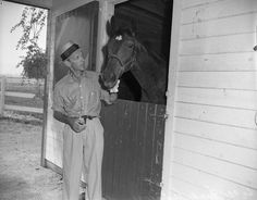 0 Fred Astaire and horse