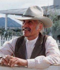 "Augustus 'Gus' McCrae (Robert Duvall) - ""Lonesome Dove"""