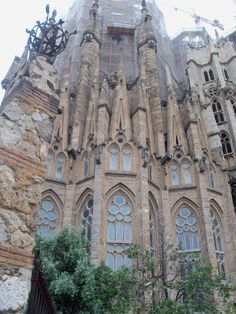 Barcelona Spain - Maty is going there this summer.  Lucky!