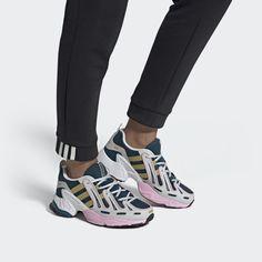 adidas Gazelle schoenen blauw