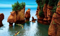 Bay of Fundy Top 10 Most Beautiful Bays In The World