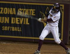 Softball wraps State Farm Territorial Cup series with sweep of Arizona!!!