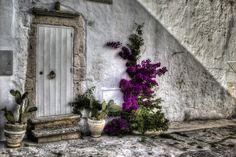 Ostuni Italy White Door