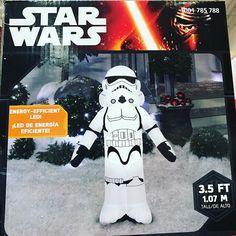 He's a little short for a stormtrooper.