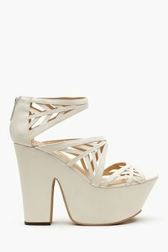 Flower girl shoes Jimmy Choo pretty Bolt Platform Boot in Shoes Platforms at Nasty Gal Crazy Shoes, Me Too Shoes, Cheap Designer Shoes, Flower Girl Shoes, Shoe Gallery, Shoe Show, Wholesale Shoes, Jimmy Choo Shoes, Platform Boots
