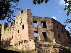 Ruine der Burg Freienstein
