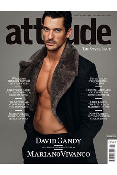 Yes David Gandy has AtTiTuDe!!!! :)