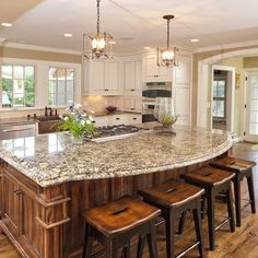 Traditional Kitchen Kitchen Pass Through Design, Pictures, Remodel, Decor and Ideas - page 84