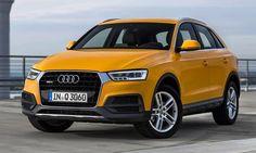 #Audi #Q3. Il SUV compatto della casa tedesca appena rinnovato.