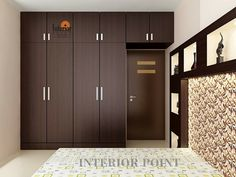 wardrobe design for bedroom - Salvabrani Bedroom Furniture Design, Bedroom Cupboard Designs, Bedroom Closet Design, Bedroom Design, Wardrobe Door Designs, Bedroom Bed Design, Cupboard Design, Furniture Design, Closet Design