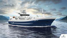 Wärtsilä-design for the worlds first hybrid fishing and production vessel - Haugalandet Sunnhordland - Maritimt Forum
