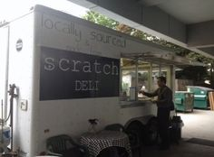 Scratch Deli & the Vegan-Friendly Butcher - Voracious:  The sandwich master has also designed the menu so any of his 10 sandwiches can be made gluten-free, vegetarian or even vegan.