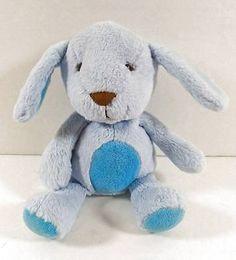 "10"" Animal Adventure Blue 2 Tone Bunny Rabbit Easter Plush Toy Target B250"