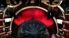 la-oscars-stage (606×341) Oscars, Stage, Academy Awards