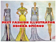 meet fashion illustrator