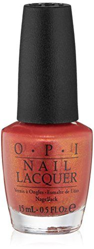 OPI Nail Polish Go With The Lava Flow. Opi nail lacquer sets the bar for performance and trend-setting shades. Opi nail lacquer features rich color, high shine and are long-lasting. Help protect and care for nails.