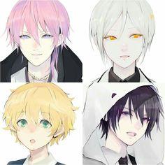 Touken Ranbu Characters, Danganronpa Characters, Hot Anime Boy, Anime Guys, Touken Ranbu Nakigitsune, Character Art, Character Design, Moss Art, Manga Pictures