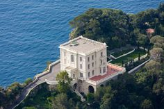 CR Fashion Book - Go Inside Karl Lagerfeld's Mysterious Monaco Mansion