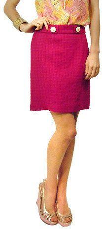 #oBaz                     #Skirt                    #Button #waist #pink #mini #skirt                   Button waist pink mini skirt                                                  http://www.seapai.com/product.aspx?PID=102261