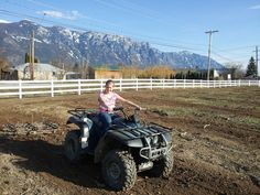 Working on the farm, Creston BC Monster Trucks, Vehicles, Rolling Stock, Vehicle