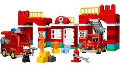 LEGO® DUPLO® - Brandstation LEGO® DUPLO 10593 Brandstation