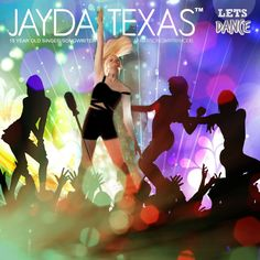 JAYDA TEXAS a 16 year old singer/songwriter from Austin Texas.