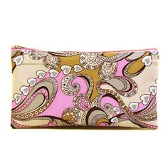 Whirly Pink Pencil Bag      Our Price: $10.00