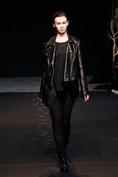 New York Fashion Week Fall 2012 Kimberly Ovitz