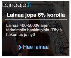 Rahaa,Hintaa,nappulaa,fyrkkaa 2016!: Lainaaja 2016 Paikka jossa ihmiset lainaavat rahaa...