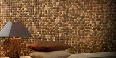 Pastilhas de Coco/Bambu | Pastilhart Revestimentos Ltda