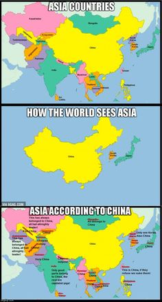 Have a Chinese classmate, she goes ballistic anytime you mention Mongolia, Taiwan or any other country that China claims they own. - Have a Chinese classmate, she goes ballistic anytime you mention Mongolia, Taiwan or any other coun - Stupid Funny Memes, Funny Relatable Memes, Funny Posts, Haha Funny, Hilarious, Funniest Memes, History Jokes, Military Memes, Funny Comics