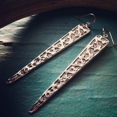 Freyja Spike Earrings (by RockLove)