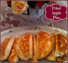 These look like ones my Grandmother made with her homegrown dried apples.  YUM!